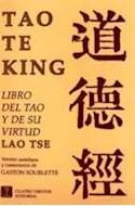 Papel TAO TE KING LIBRO DEL TAO Y DE SU VIRTUD