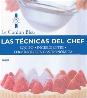 Papel Las Técnicas Del Chef