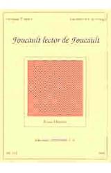 Papel FOUCAULT LECTOR DE FOUCAULT