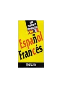 Papel Español/Frances Guia Practica De Conversacion