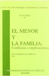 Papel EL MENOR Y LA FAMILIA: CONFLICTOS E...