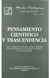 Papel PENSAMIENTO CIENTIFICO Y TRASCENDENCIA