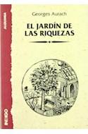Papel JARDIN DE LAS RIQUEZAS (COLECCION ALQUIMIA) (RUSTICA)