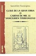 Papel CLAVE DE LA GRAN OBRA O CARTAS DE MR LE SANCELRIEN TOUR