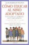 Libro Como Educar Al Niño Adoptado