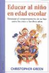 Libro Educar Al Niño En Edad Escolar
