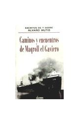 Papel Caminos y encuentros de Magroll el Graviero