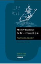 Papel Mitos y leyendas de la Grecia antigua