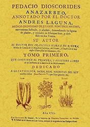 Papel Pedacio Dioscorides Anazarbe (2 Tomos)