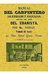 Papel Manual Del Carpintero De Muebles Y Edificios