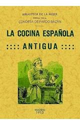 Papel La Cocina Española Antigüa