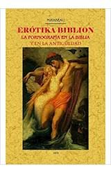 Papel EROTIKA BIBLION. LA PORNOGRAFIA EN LA BI
