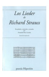Papel LOS LIEDER DE RICHARD STRAUSS