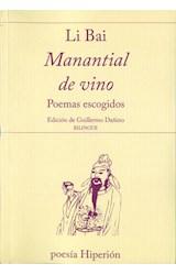 Papel MANANTIAL DE VINO