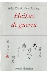 Papel HAIKUS DE GUERRA
