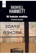 Papel HALCON MALTES UN CASO DE SAM SPADE (SERIE NEGRA)
