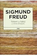 Papel TOTEM Y TABU Y OTROS ENSAYOS (COLECCION PENSAMIENTO) (CARTONE)