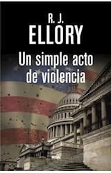 E-book Un simple acto de violencia