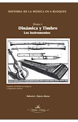 E-book Historia de la música en 6 bloques. Bloque 4. Dinámica y Timbre.