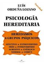 E-book Psicología hereditaria