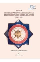 E-book Historia de los cuerpos especiales de estadística de la administración general del estado