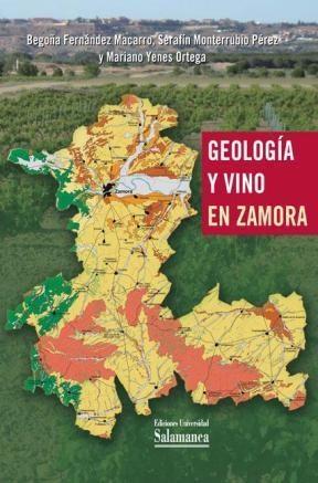 E-book Geología Y Vino En Zamora