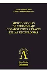 E-book MetodologÌas de aprendizaje colaborativo a travÈs de las tecnologÌas
