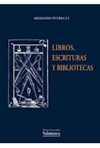E-book Libros, escrituras y bibliotecas