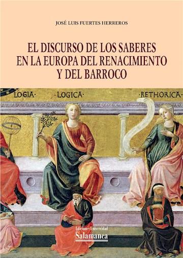 E-book El Discurso De Los Saberes En La Europa Del Renacimiento Y Del Barroco