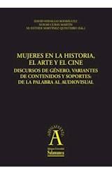 E-book Mujeres en la historia, el arte y el cine
