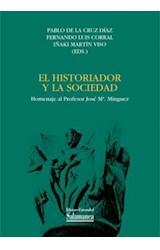 E-book El historiador y la sociedad
