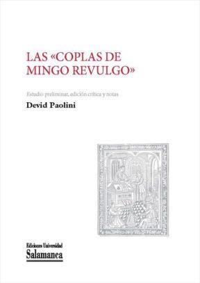 E-book Las «Coplas De Mingo Revulgo»