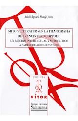 E-book Mito y literatura en la filmografÌa de Francis Ford Coppola