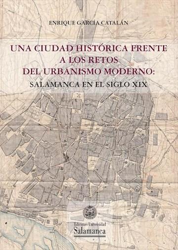 E-book Una Ciudad Histórica Frente A Los Retos Del Urbanismo Moderno