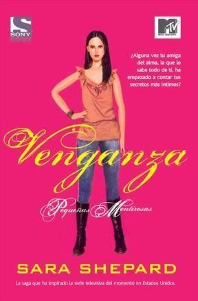 E-book Venganza.