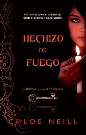 E-book Hechizo De Fuego