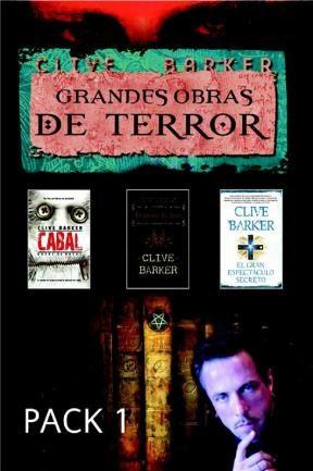 E-book Pack Clive Barker Terror I
