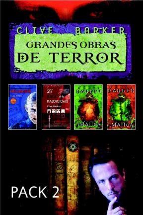 E-book Pack Clive Barker Terror Ii