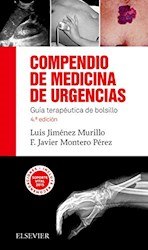 Papel Compendio De Medicina De Urgencias: Guía Terapéutica De Bolsillo