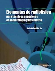 Papel Elementos De Radiofísica Para Técnicos Superiores En Radioterapia Y Dosimetría