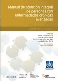 Papel Manual De Atención Integral De Personas Con Enfermedades Crónicas Avanzadas: Aspectos Clínicos: