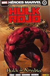 Papel Hulk Rojo - Hulk De Arabia