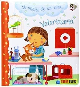 Papel Mi Sueño Es Ser Veterinaria