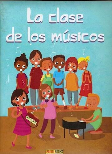 Papel La Clase De Los Musicos