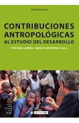 Papel Contribuciones antropológicas al estudio del desarrollo