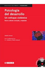 E-book Psicología del desarrollo. Un enfoque sistémico