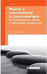 E-book Música y neurociencia: la musicoterapia