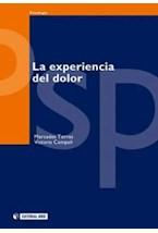 E-book La experiencia del dolor