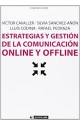 Papel Estrategias Y Gestión De La Comunicación Online y Offline
