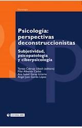 E-book Psicología: perspectivas deconstruccionistas